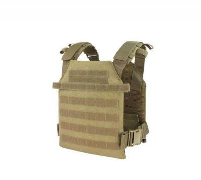 SENTRY PLATE CARRIER COYOTE BROWN