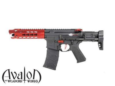 AVALON LEOPARD CQB (RED)