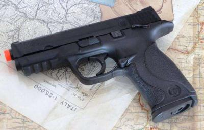 M&P 9 BLOW BACK A CO2 SMITH & WESSON