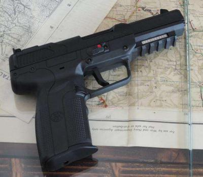 FN FIVE-SEVEN BLOW BACK A GREEN GAS