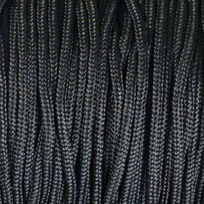 PARACORD 3 mm NERO